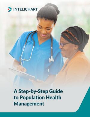 A Step-by-Step Guide to Population Health Management Cover