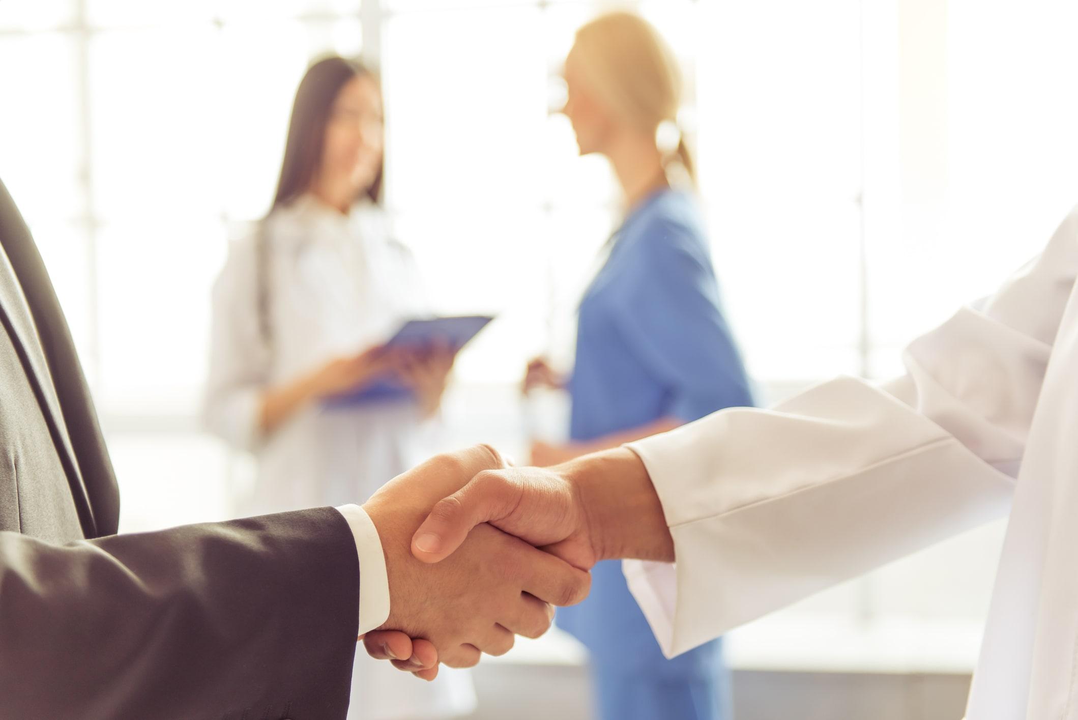 doctor-and-intelichart-patient-engagement-partners