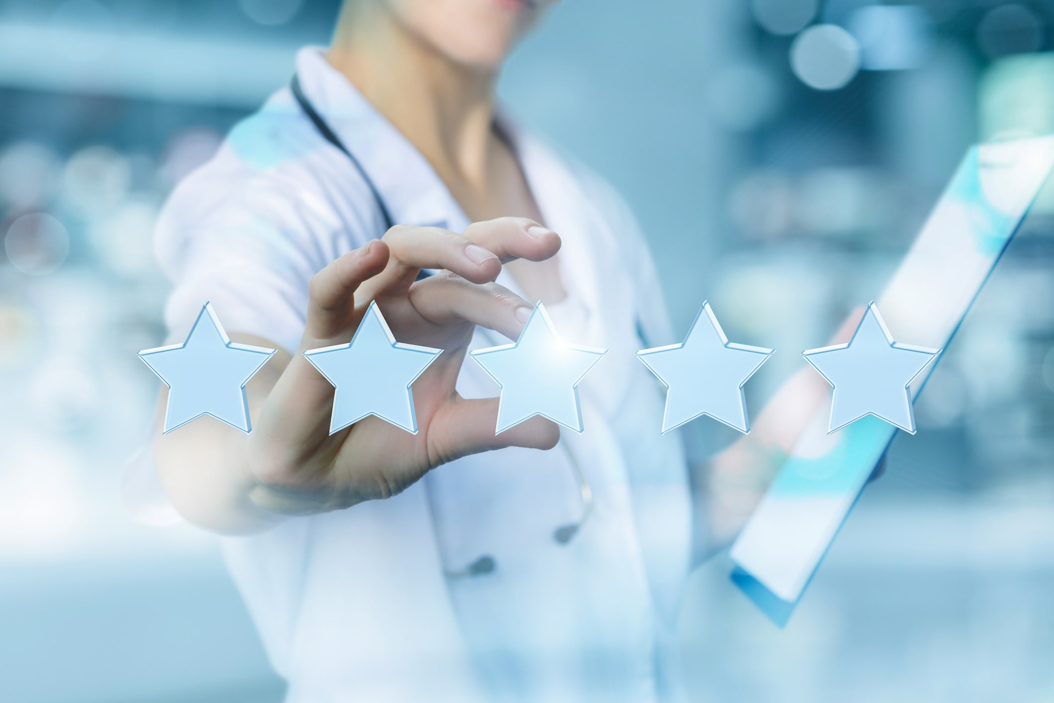 Promote Your Practice: How to Get More Online Patient Reviews