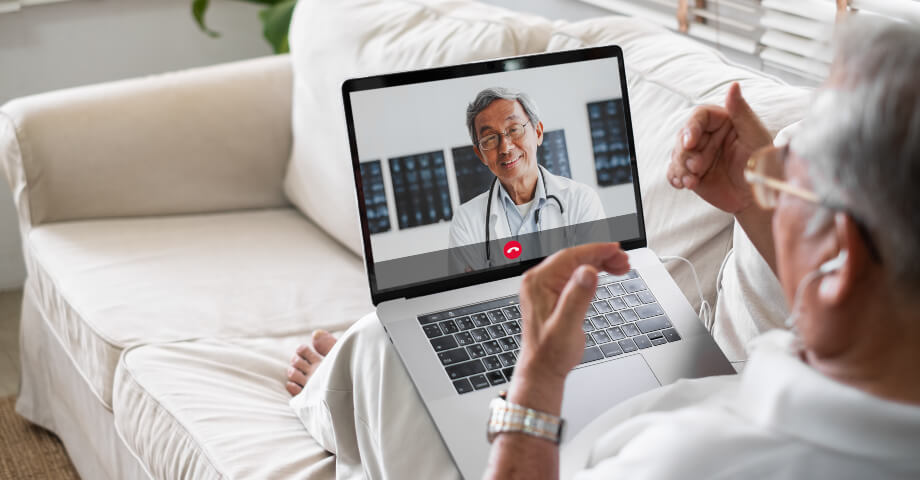 How to Increase Telehealth Use for Your Elderly Patients